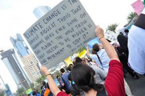 UN-Klimakonfernez in Doha: weder mehr Klimsachutz noch verlässlichere Finanzierung
