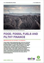 Oxfam filthy finance