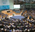COP23: Zur Klimafinanzierung gab es nur mäßige Ergebnisse. Photo © IISD/ENB | Kiara Worth