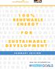 RE SDG summary
