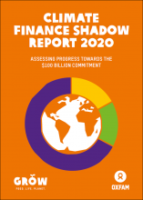 Oxfam Climate Finance Shadow Report 2020