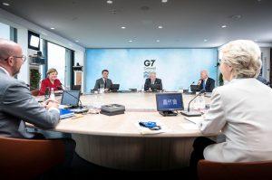 G7-Gipfel 2021 in Cornwall